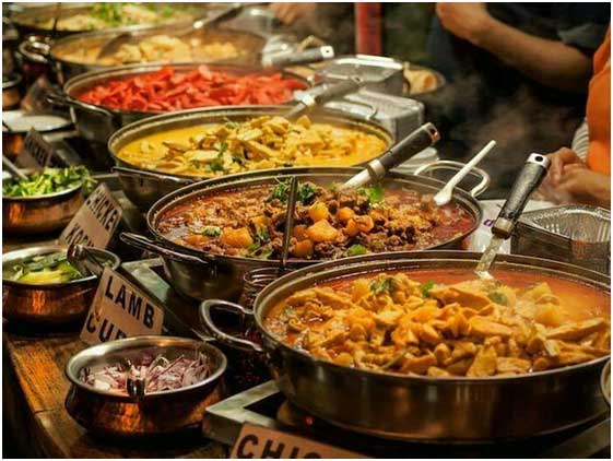 Discover the Best of Indian Food Catering