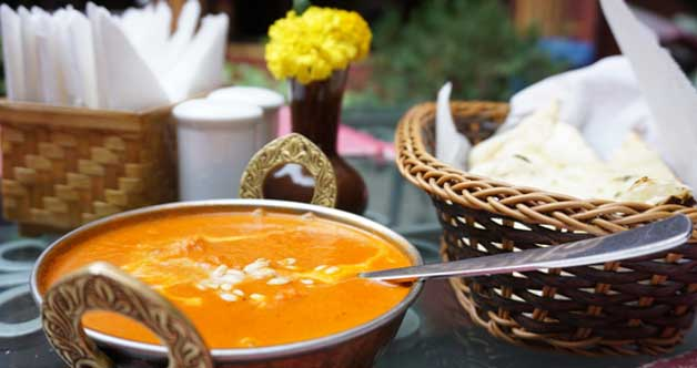 Give your Taste Buds a Taste of North Indian Food Outside India