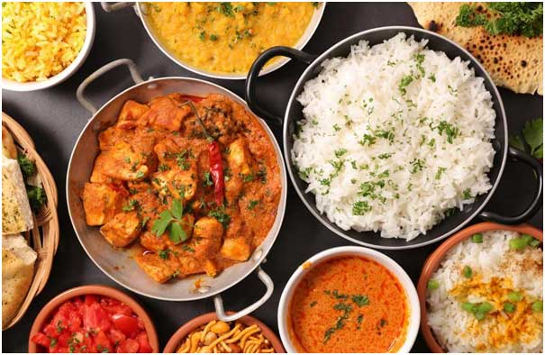 What are the benefits of Indian food delivery services?