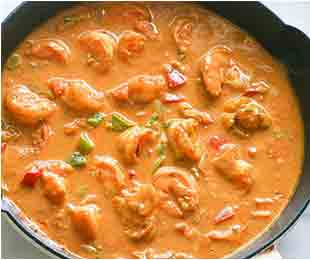 shrimp-curry